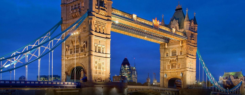 Bedeutende Sehenswürdigkeiten Londons befinden sich in der Nähe des Hotels