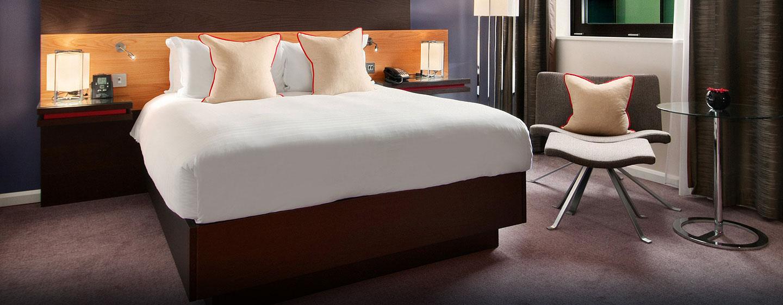 Die Buchung eines Executive Zimmer bietet Ihnen Zugang zur Executive Lounge des Hotels