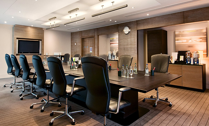 Hilton London Tower Bridge hotel, Verenigd Koninkrijk - Executive bestuurskamer