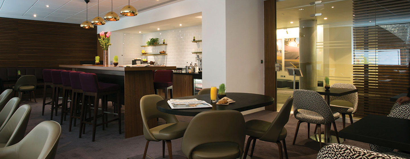 DoubleTree by Hilton Hotel London - Tower of London, Regno Unito - Executive Lounge