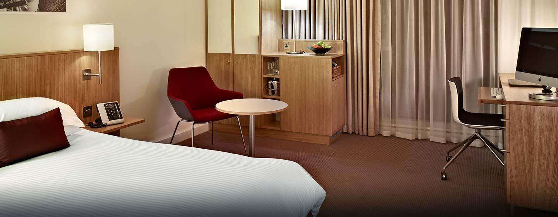 Hôtel DoubleTree by Hilton Tower of London, Londres - Chambre contemporaine