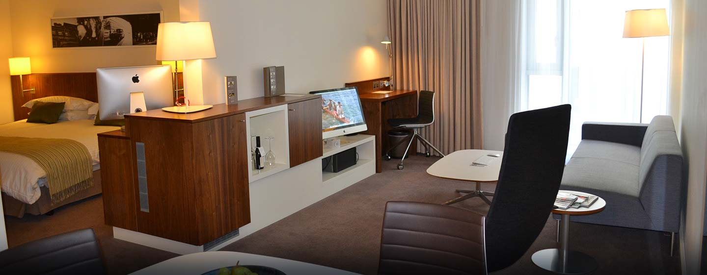 Doubletree tower of london hotel hotels bij de tower of london - Eigentijdse stijl slaapkamer ...