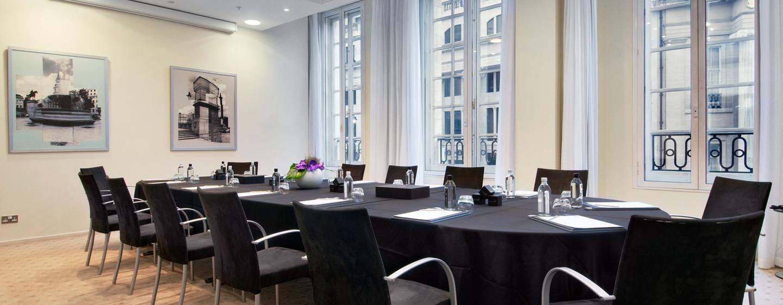 Für Ihre Tagung finden wir den passenden Meetingraum im Hotel