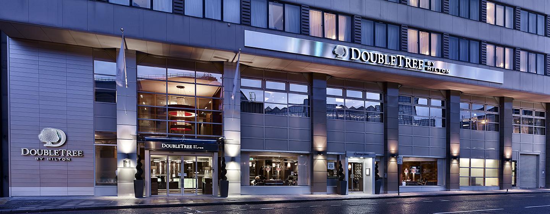 Hotel DoubleTree by Hilton London - Victoria, Reino Unido, fachada del hotel