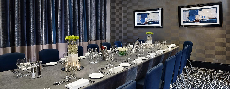 Die National Suite ist der perfekte Ort für private Meetings im kleinen Kreis