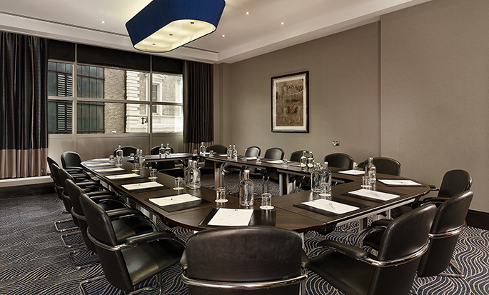 DoubleTree by Hilton Hotel London - Victoria, UK - Hollow Square