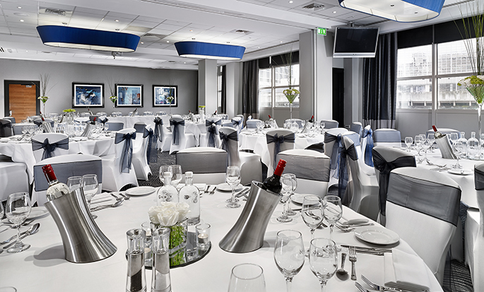DoubleTree by Hilton Hotel London - Victoria, UK - Tate Banquetting