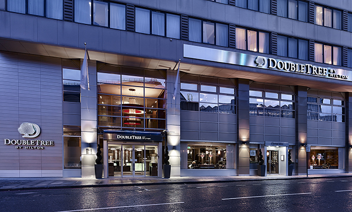 DoubleTree by Hilton Hotel London - Victoria, UK - Hotel Exterior