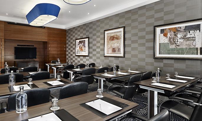 DoubleTree by Hilton Hotel London - Victoria, UK - Portrait - Classroom