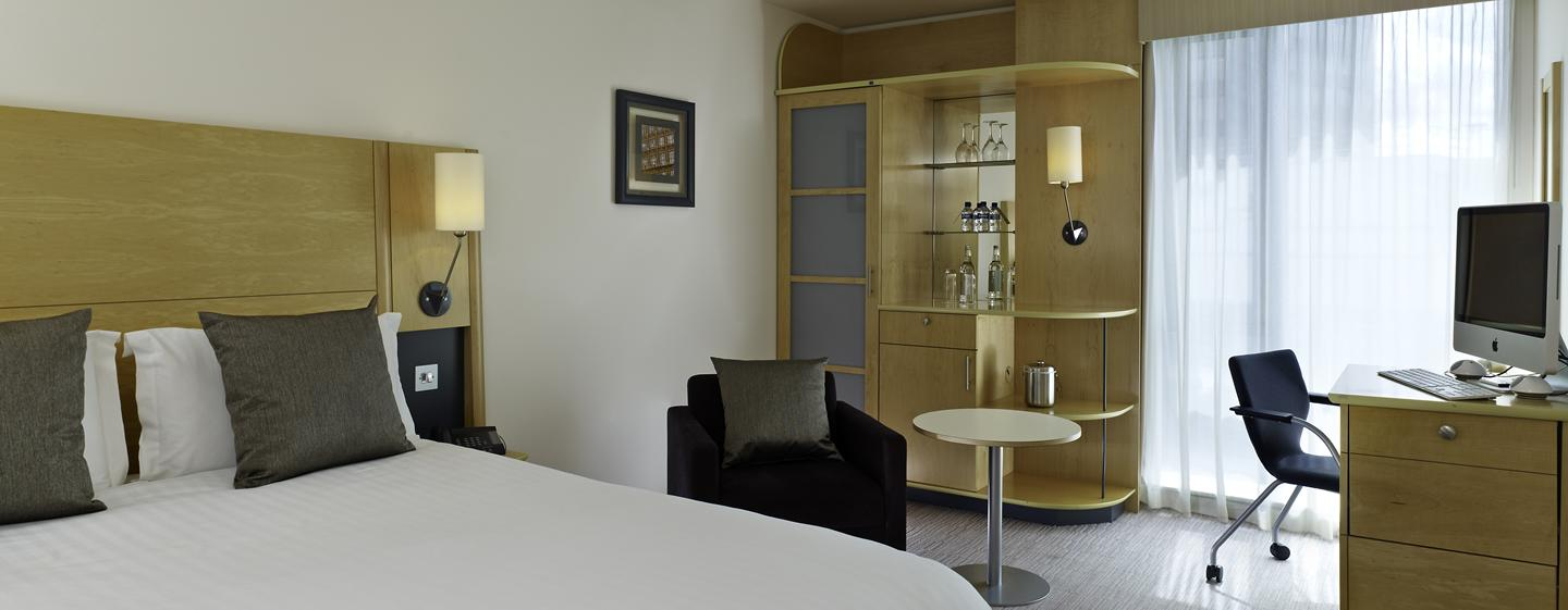 DoubleTree by Hilton Hotel London - Westminster, Regno Unito - Camera Executive con letto king size