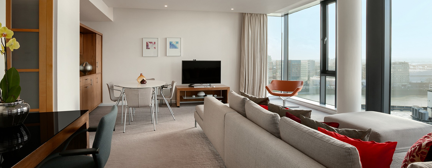 DoubleTree by Hilton Hotel London - Westminster, Regno Unito - Suite Master con letto king size