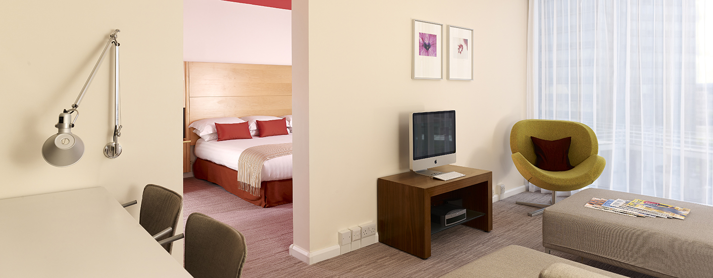 DoubleTree by Hilton Hotel London - Westminster, Regno Unito - Suite City