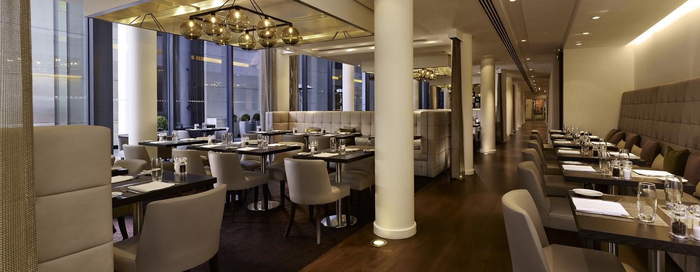 DoubleTree by Hilton Hotel London - Westminster, Regno Unito - City Café