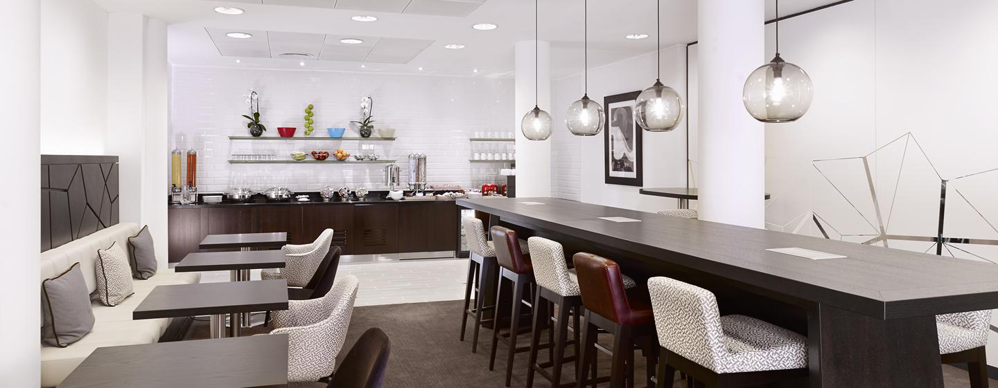 DoubleTree by Hilton Hotel London - Westminster, Regno Unito - Executive Lounge