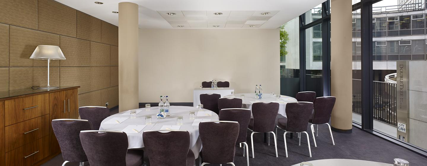DoubleTree by Hilton Hotel London - Westminster, Regno Unito - Sala Tweed