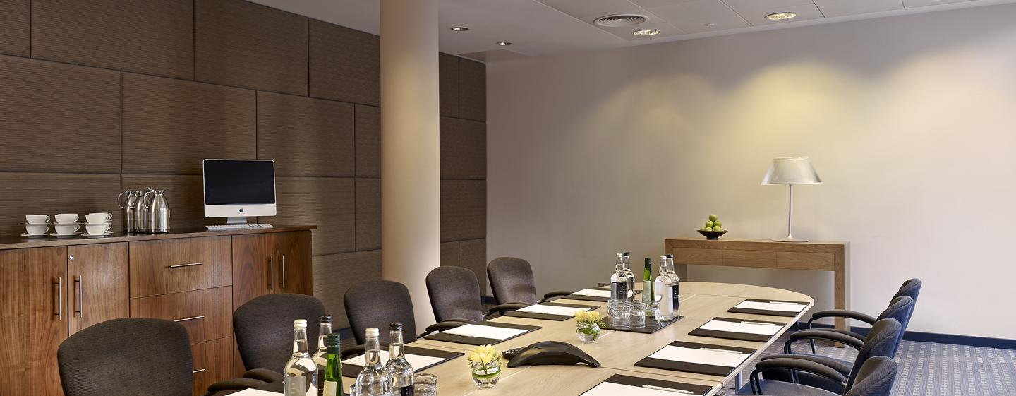 DoubleTree by Hilton Hotel London - Westminster, Regno Unito - Sala per assemblee