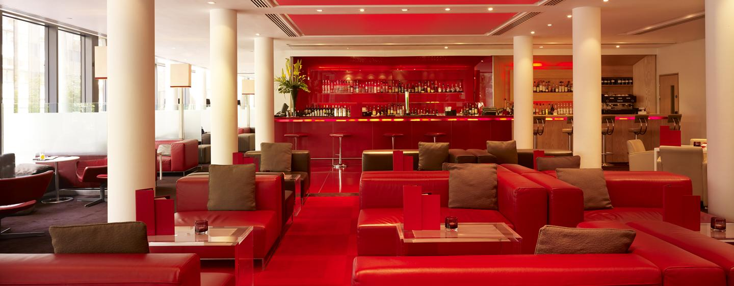 DoubleTree by Hilton Hotel London - Westminster, Regno Unito - Lounge Millbank