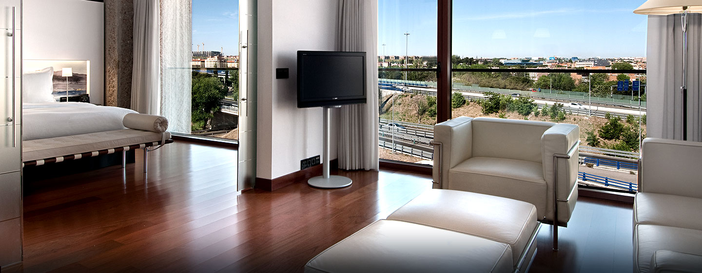 Hilton Madrid Airport, España - Suite Executive