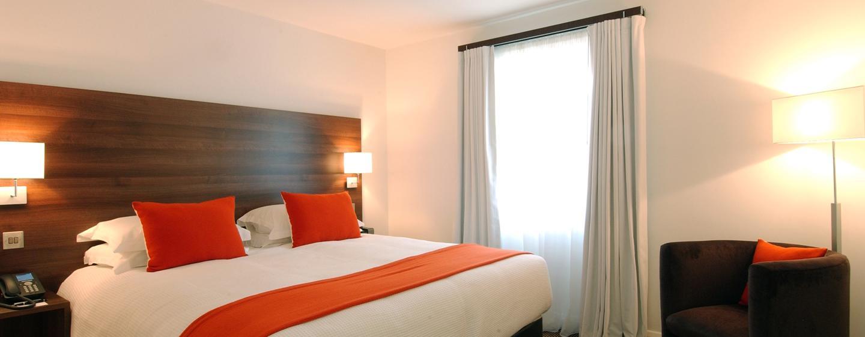 Genießen die Privatsphäre die Ihnen die Präsidenten Suite mit zwei Zimmern bietet