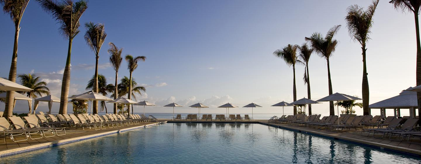 Hilton Rose Hall Resort & Spa, Jamaica - Piscina ao ar livre