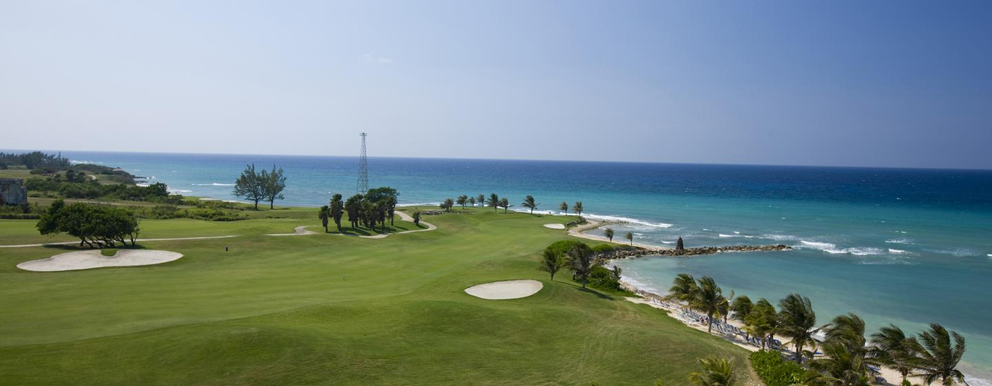 Hilton Rose Hall Resort & Spa, Jamaica - Campo de golf Cinnamon Hill