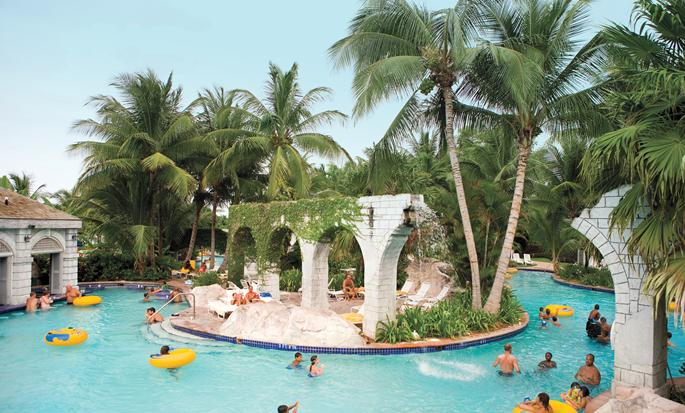 Hilton Rose Hall Resort & Spa, Jamaica - Parque aquático