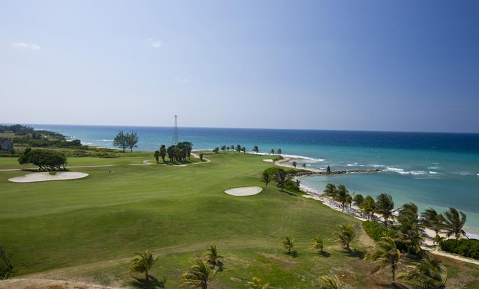 Hilton Rose Hall Resort & Spa, Jamaica - Campo de golfe