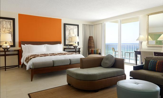 Hilton Rose Hall Resort & Spa, Jamaica - Habitación