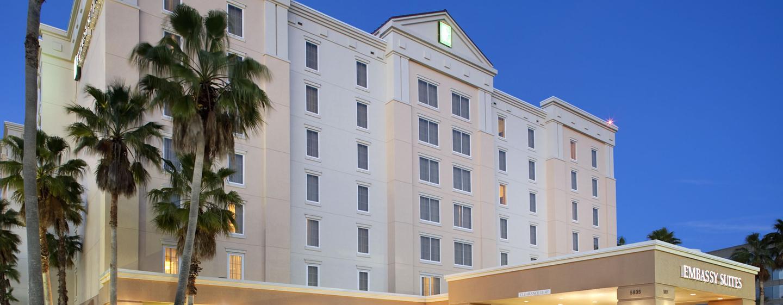Hotel Embassy Suites Orlando - Airport, EUA - Fachada