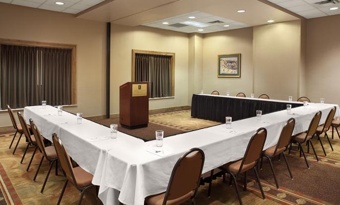 Hotel Embassy Suites Orlando - Airport, EUA - Sala de juntas