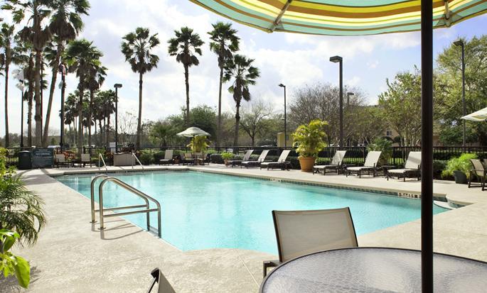 Hotel Embassy Suites Orlando - Airport, EUA - Piscina