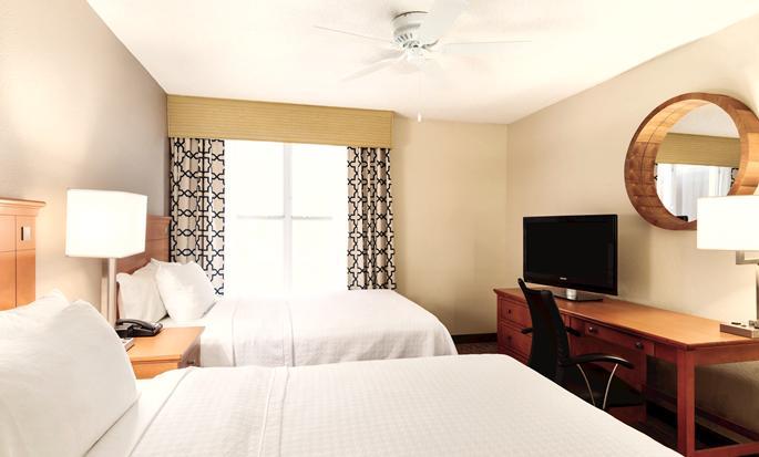 Homewood Suites do Hilton Orlando-International Drive/Centro de Convenções, Orlando, Flórida - Quarto