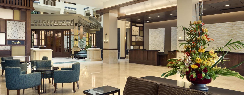 Hotel Embassy Suites Orlando - Lake Buena Vista South, FL - Lobby