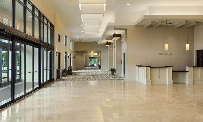 Hotel Embassy Suites Orlando - Lake Buena Vista South, FL - Sala de entrada al Ballroom