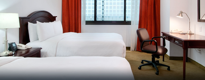 Hotel Hilton Mexico City Airport, Distrito Federal, México - Habitación doble