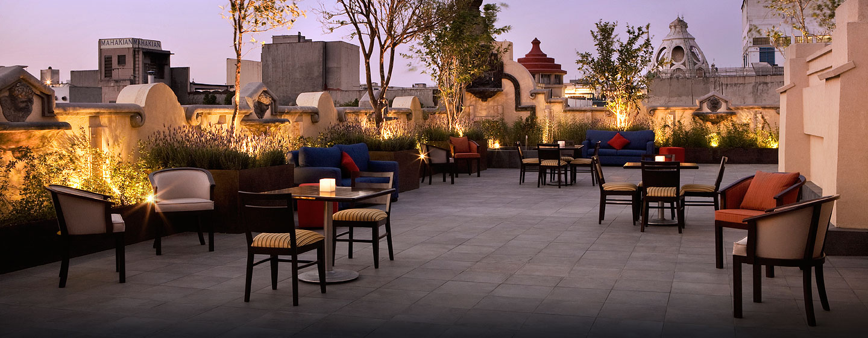 Hotel boutique en la ciudad de m xico hampton inn suites for Sanborns centro historico df