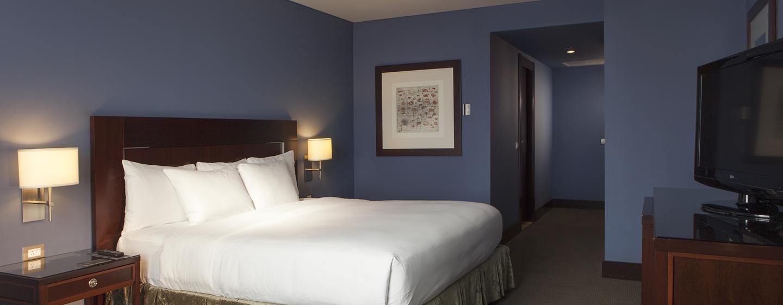 Hotel Hilton Mexico City Reforma, Distrito Federal, México - Habitación con cama King