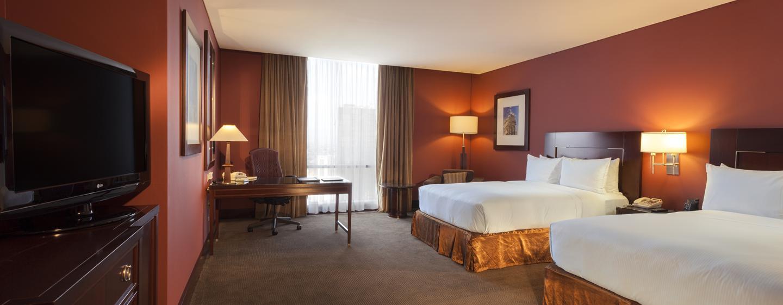 Hotel Hilton Mexico City Reforma, Distrito Federal, México - Habitación doble