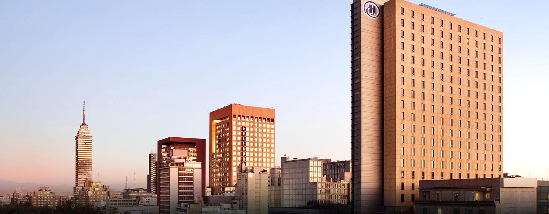 Hotel Hilton Mexico City Reforma, Distrito Federal, México - Vista panorámica