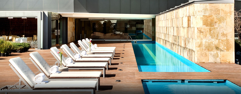 Hotel Hilton Mexico City Reforma, Distrito Federal, México - Piscina al aire libre
