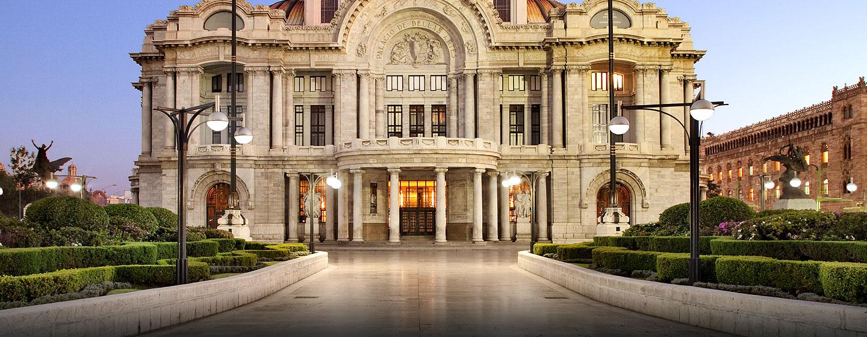 Hotel Hilton Mexico City Reforma, Distrito Federal, México - Palacio de Bellas Artes