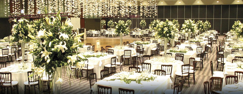 Hotel Hilton Mexico City Reforma, Distrito Federal, México - Bodas
