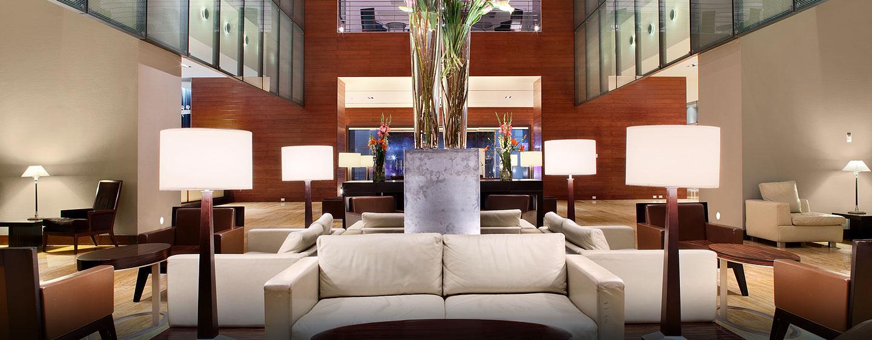Hotel Hilton Mexico City Reforma, Distrito Federal, México - Lobby