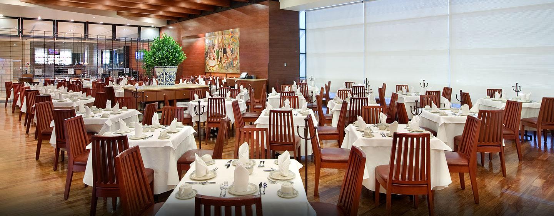 Hotel Hilton Mexico City Reforma, Distrito Federal, México - Restaurante El Cardenal