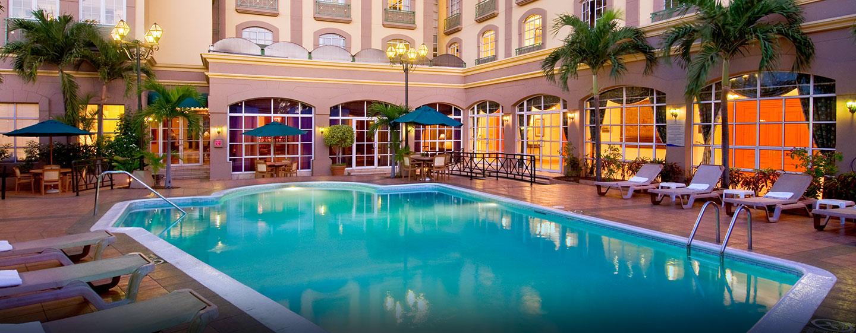 Hilton Princess Managua Hotel, Nicaragua - Piscina