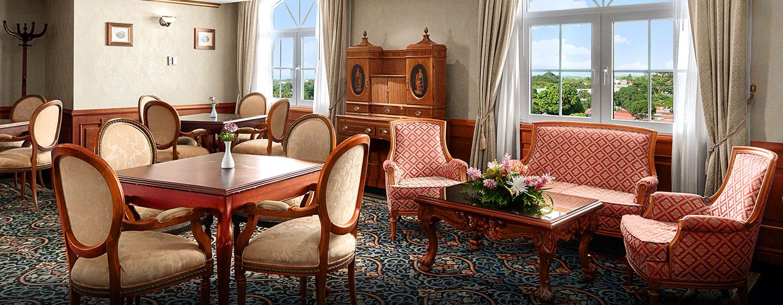 Hilton Princess Managua Hotel, Nicaragua - Sala de estar ejecutiva
