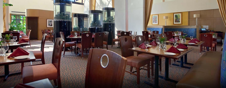Hilton Miami Airport Hotel, Florida – Coral Café