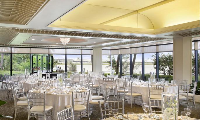 Hotel Hilton Miami Airport Blue Lagoon, Florida - Banquete