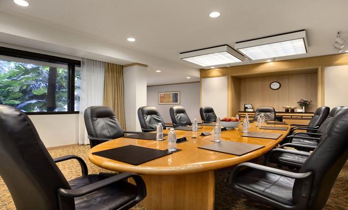 Hôtel Hilton Miami Airport - Salle de conférence