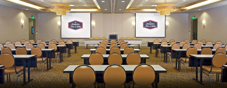 Hotel Hampton Inn & Suites Miami/Brickell-Downtown, FL - Sala de reuniones